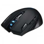 Mouse gaming wireless HAMA uRage Unleashed, 4000dpi, negru