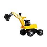 Lena Excavator (Large, Yellow/ Black)