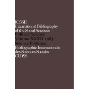 IBSS 1983: Political Science Vol. 32 by International Committee for Social Sciences Documentation