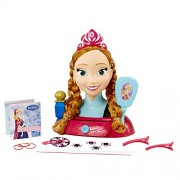 Frozen Anna Majestic Styling Head