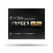 Fuente de Poder EVGA SuperNOVA 850 G2 80 PLUS Gold, ATX, 140mm, 850W