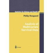 Analysis of Multivariate Survival Data by Philip Hougaard