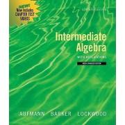 Intermediate Algebra with Applications by Richard N Aufmann