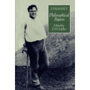 F. P. Ramsey: Philosophical Papers by F. P. Ramsey