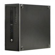 Refurbished - Calculator HP EliteDesk 800 G1 Tower, Intel Core i7 4770 3.4 GHz, 8 GB DDR3, 240 GB SSD NOU, DVD-ROM, Windows 7 Home Premium, Garantie pe Viata