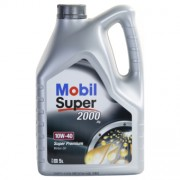 Mobil 1 SUPER 2000 X1 10W-40 5 liter kan