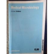 Medical Microbiology - C.g.a. Thomas