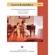 Essential Keyboard Duets, Vol 1 by Gayle Kowalchyk