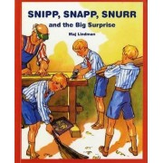 Snipp, Snapp, Snurr and the Big Surprise by Maj Lindman