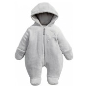 Mamas&Papas - Salopeta Fur Pramsuit, Welcome to the World, Gri