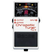 Boss - TU-3 Pedal-Tuner chromatisch