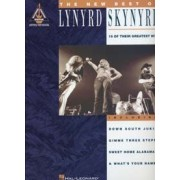 """The New Best Of """"Lynryd Skynyrd"""": Guitar Recorded Vocal"""