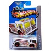 Hot Wheels-2013 Treasure Hunt T Huts Fire Eater #19 250 New