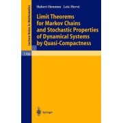 Limit Theorems for Markov Chains and Stochastic Properties of Dynamical Systems by Quasi-compactness by Hubert Hennion