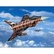 Revell 03949 Eurofighter Bronzo tigre, scala 1: 48