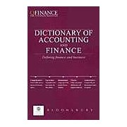 The Dictionary of Accounting and Finance