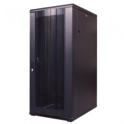 Rack LanKATT Cabinet 42U 600x1000 mm, echipat