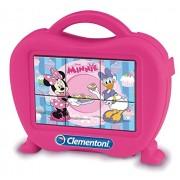 Clementoni 40653 - Valigetta Minnie, 6 Cubi