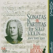 J.S. Bach - Sonatas & Partitas For Vol.1 (0600554758121) (1 CD)