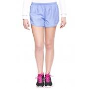 Nike Modern Embossed Tempo hardloopbroek blauw Hardloopbroeken