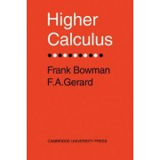 Higher Calculus by Frank Bowman