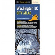 Universal Map Washington DC City Atlas 15134