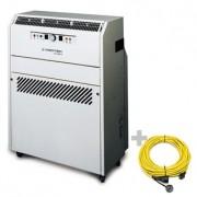 Instala?ie de climatizare PortaTemp 4500 A + cablu profesional de prelungire 20 m / 230 V / 2,5 mm²