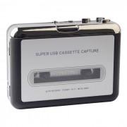Ezcap 218 Cassette USB a MP3 convertidor de captura de audio reproductor de musica
