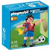 Playmobil Fútbol - Fútbol: jugador España (4730)