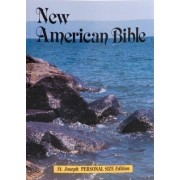 New American Bible/Personal Size/White Page Edging/510 04 by Confraternity of Christian Doctrine