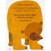 Brown Bear, Brown Bear, What Do You See? In Portuguese and English by Jr. Bill Martin