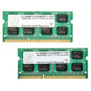 G.Skill 8GB DDR3-1600 SQ
