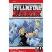 Fullmetal Alchemist, Vol. 8 by Hiromu Arakawa