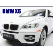 Rastar BMW X6 / blanco modelo de 1/24 de fundici?n de minicar (jap?n importaci?n)