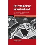 Entertainment Industrialised by Gerben Bakker