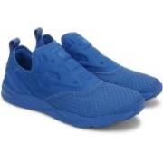 Reebok FURYLITE SLIP-ON WW Men Running Shoes(Blue)