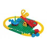 Marionex Bloques Mini Monsters Fun Fair Set (31 piezas)