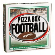 Reveal Entertainment Pizza Box Football Board Game by Reveal Entertainment, Inc.