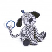 Skiddle Puppy Musical Pull - 26 cm