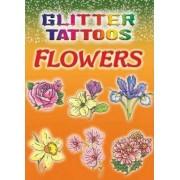 Glitter Tattoos Flowers by Charlene Tarbox