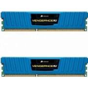 Kit Dual Channel Corsair Vengeance Blue LP DDR3 8GB 1600 CL9