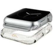CaseMate Sheer Glam Bumper - кейс с висока защита за Apple Watch 38мм (прозрачен)