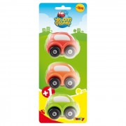 Vroom Planet 2 Mini Bolides + 1 Offert