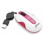 Mouse, Media-Tech Crystal, Pink (MT1059P)