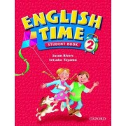 English Time 2: Student Book by Susan Rivers