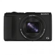 "Sony DSC-HX60V - Cámara compacta de 20.4 Mp (pantalla de 3"", zoom óptico 30x, estabilizador óptico, vídeo Full HD, GPS), negro"