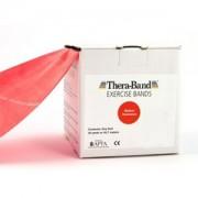 Thera-Band® - Stupeň 3 - ČERVENÝ (Medium) - 45,5m