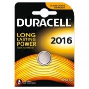 Pile Duracell Specialistiche - bottone litio - 3 V - 2016 - 069091 - Duracell
