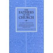 Commentary on Saint John the Apostle and Evangelist by St. John Chrysostom