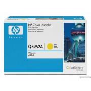 HP Color LaserJet Q643A Q5952A Yellow Print Cartridge (Q5952A)